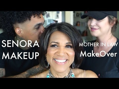 Doing my MOTHER IN LAWS MAKEUP ♡
