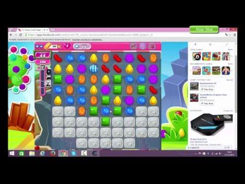 Hack Candy Crush Saga with Cheat Engine 6.4 HD