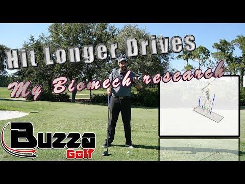 Hit Longer Drives (my biomech research)