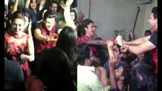 Divyanka Tripathi CRAZY Dance After Winning Nach Baliye 8!