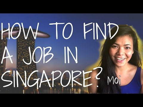 Getting a Job in SINGAPORE? 🇸🇬