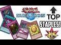 TOP CARTAS STAPLES ENERO 2019!!! - Yu-Gi-Oh! Duel Links - #ZeroTG