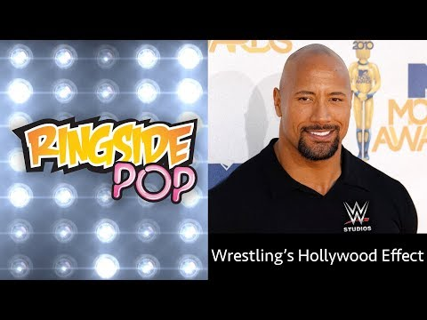 Wrestling's Hollywood Effect | AfterBuzz TV's Ringside Pop with Dale Rutledge Episode 7