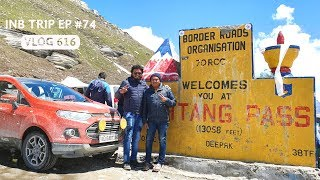 Beauty of Himachal & Rohtang Pass (Manali), INB Trip EP #74