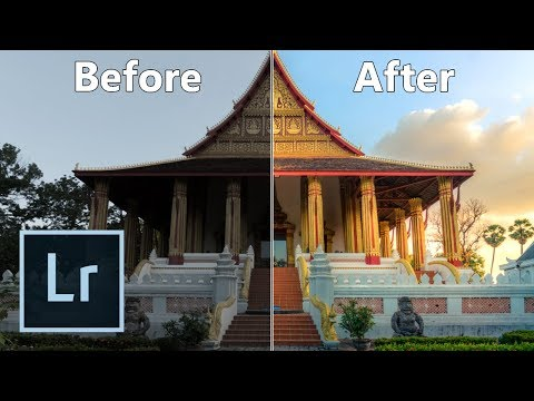 How To Turn Your BORING Photos AWESOME! - Complete Lightroom Photo Editing Tutorial