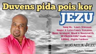 Konkani song MOGALLA JEZU