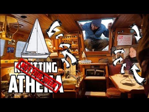 Sail Life - The Faroe Islands, a short break from sailboat restoration - DIY sailboat refit