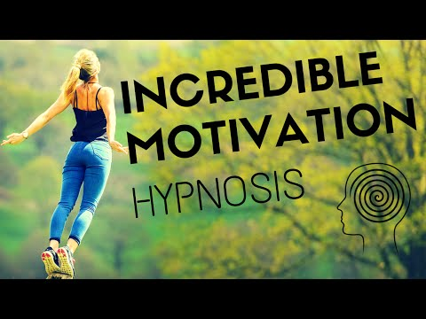 Hypnosis Tracks Motivation and Drive ( Hypnotic Reprogramming )