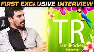 Aruvi & Theeran Producer on HD Print leaks in TAMILROCKERS   SR Prabhu   MT 110
