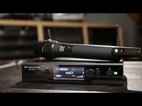 Sennheiser EW D1 Digital Wireless System