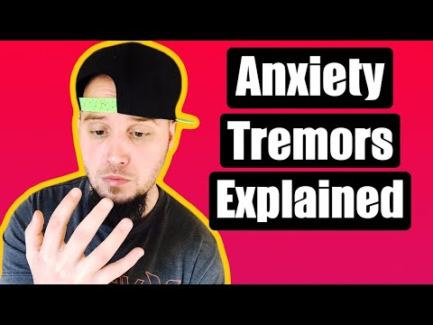 Anxiety Tremors and Shakiness - How to Control Tremors