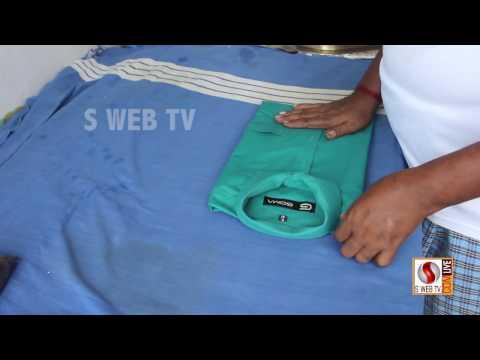 How to Ironing  Shirt & Pent ( Roadside Ironing shop)