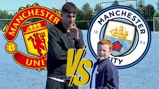 The ultimate Manchester Derby quiz