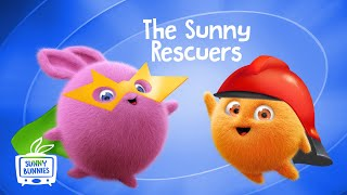 🔴  LIVE SUNNY BUNNIES TV   The Sunny Rescuers   Cartoons for Children