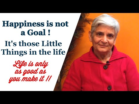 What is Happiness? | How to be Happy in life ? The truth about Happiness | learn to be happy