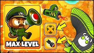 THE OVERPOWERED LAVA PHOENIX WIZZARD TIER 5 // Bloons TD 6 Gameplay