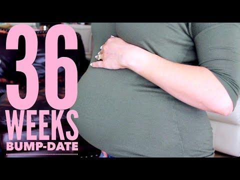 36 Week Pregnancy Update