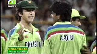 Pakistan vs Australia World Cup 1992 Extended Highlights