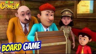 Chacha Bhatija Cartoon in Hindi | Board Game | Ep 60 | New Cartoons | Wow Kidz Comedy