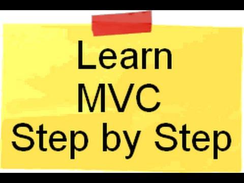 Learn MVC step by step 2 days - MVC Scaffolding