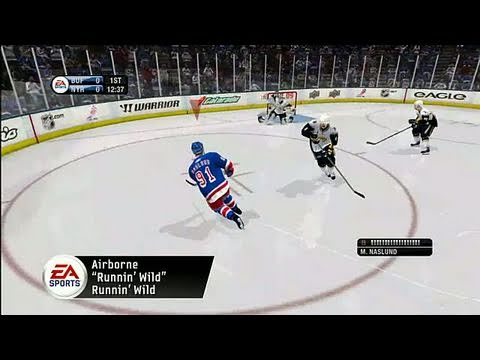 NHL 09 Xbox 360 Trailer - The Next Legend