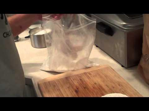 Tasty Techniques, Episode 4:  Pork Chops, Apple Sauce, Caramelized Onions