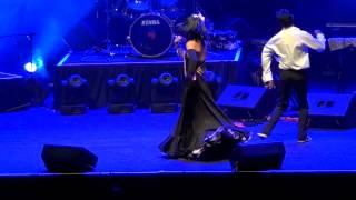 Senorita Bollywood and Spanish dance by Triple Fusion dancers