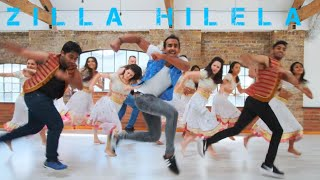 Jabariya Jodi - Zilla Hilela | Naz.C & Bolly Flex | Best Bollywood Dance Video | Sidharth Malhotra.