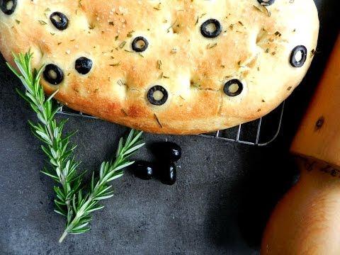 How to make Perfect Focaccia Bread