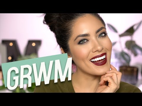 GRWM: Invisalign, Vlogging and a Skin Focused Series?? | Melissa Alatorre