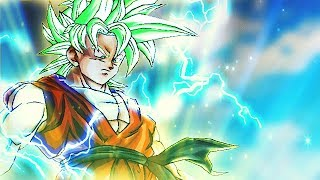The Strongest Form Of Goten Is Born