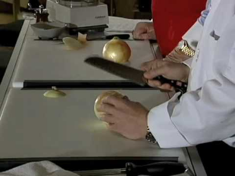 How to Chop and Julienne an Onion