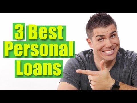 Best Personal Loans 2018