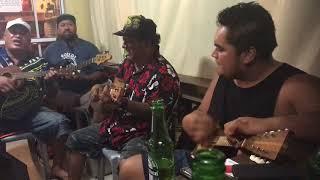 Strings of Cook Islands Fishing Club