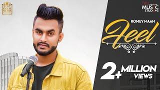 Feel (Official Song) - Romey Maan Ft. Srishti Rana | Tru Music Studios | Latest Punjabi Songs 2019