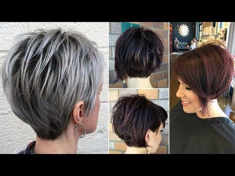 Newest Short Haircuts for Women | Short Womens Hairstyles and Haircuts & Haircut Short Video