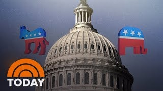 Federal Government Shuts Down After Lawmakers Fail To Reach Deal Deadline | TODAY