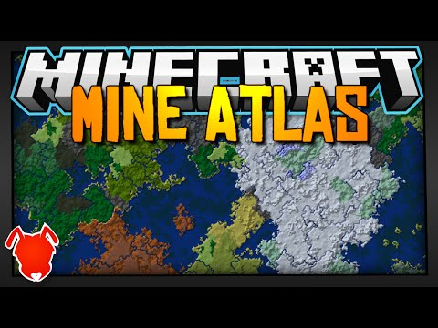 Minecraft: SEED ATLAS! (See Your Entire World)