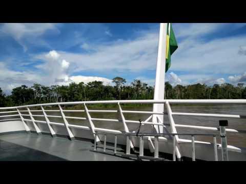 Amazonas trip from Manaus to Tabatinga 1