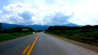 Asian Travel - On The Road From Battambang To Pialin - Beautiful Countryside - I