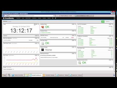 IIS - Log File Monitoring with EventSentry