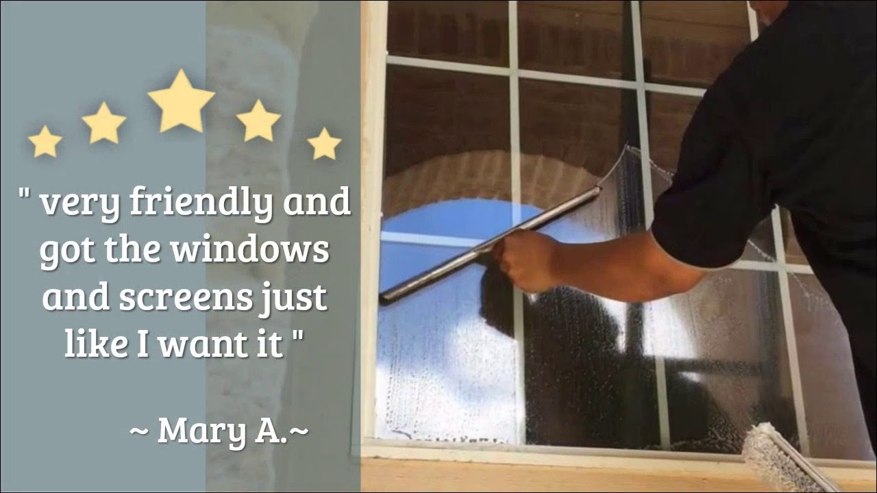 Professional Window Cleaning Near Me: Don't Miss Our Great D