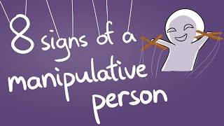8 Signs of a Manipulative Personality