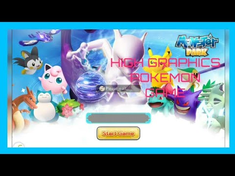 How to download pokemon high graphic games for android 2018 | TECHNICAL GAMING