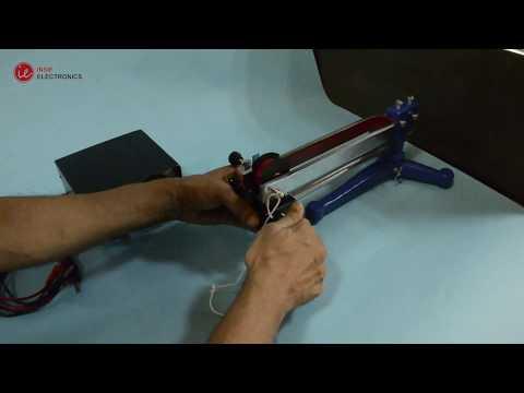 Melde's Apparatus - Experiment Insif