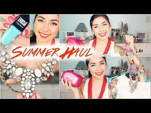 Summer Haul #1- CVS, American Eagle, Clean & Clear, ChicWish