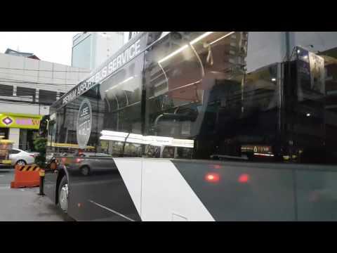 UBE Premium Airport Bus Service to NAIA