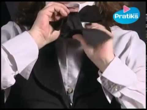 How to do a bow tie