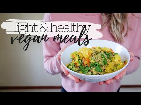 WHAT I EAT IN A DAY AS A VEGAN STUDENT (& Health Tips)