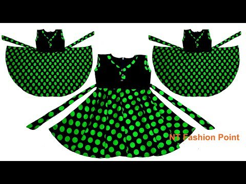 How to make your own children dresses | Babies dresses | Baby girls frock